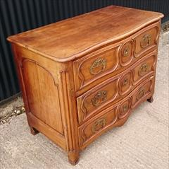 221120191810 French Antique Chest of Drawers Commode 27d 52½w 39½h _5.JPG