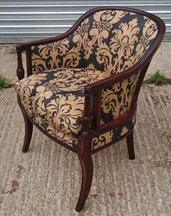 231120191810 George III Period Mahogany Library Chair 25w 32h 28d 16hs 20hswc 26.JPG