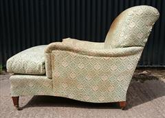 1950s Howard Titchfield Chair 47d max 37d tol 32 wide max 33 w arms 34 h 18 hs 13.JPG