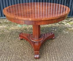 19th Century Breakfast Table 42 wide 28½ high 3.JPG