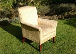 AntiqueHowardLibraryChair26halfwleg32wArm26dLeg30dMax40hApprox_1.JPG