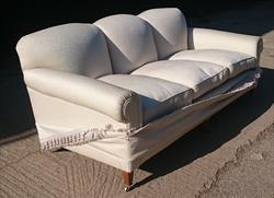 1997 Howard Audley Sofa 85w 7ft1w 40d 34d frame 35h 19hs 7.JPG