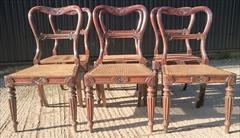 6 Antique Gillows Dining Chairs 4.JPG