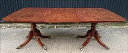 1810 Antique Dining Table 29h 82w 48d leaf 21¾ 2.JPG