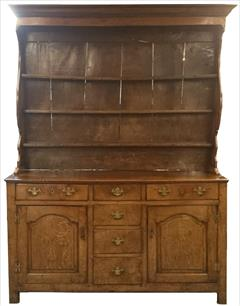 antique oak dresser.jpg