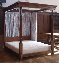 Mahogany antique four poster bed1.jpg
