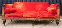1815 Regency Antique Sofa 30d 36h 18hs wo cushion 79w _5.JPG