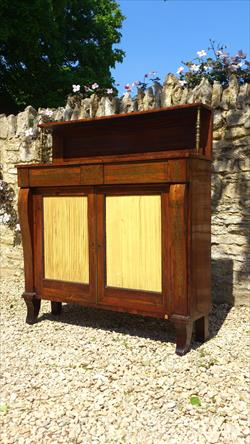 Regency mahogany brass inlaid antique chiffonier.jpg