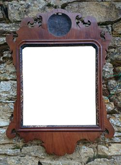 George III revival antique mirror.jpg