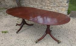 AntiqueTwinPillarDiningTable45w87long30high_3.JPG