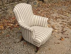 Howard and Sons Tub Chair 30w 33h 33d 1.JPG