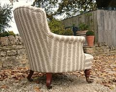 Howard and Sons Tub Chair 30w 33h 33d 8.JPG