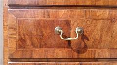 Antique Walnut Chest 21½ deep 42 wide 71 high 19.JPG