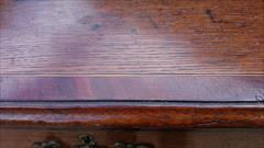 oak and mahogany antique chest of drawers5.jpg