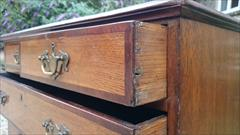 oak and mahogany antique chest of drawers6.jpg