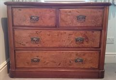 Antique chest of drawers made in New Zealand1.jpg