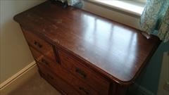 Antique chest of drawers made in New Zealand2.jpg
