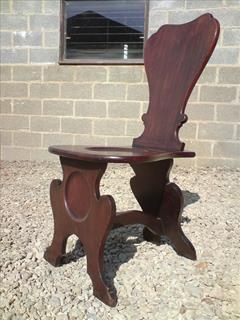 mahogany antique hall chair3.jpg