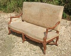 Antique French Sofa 67w 43h 28d max 24d seat _3.JPG