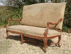 Antique French Sofa 67w 43h 28d max 24d seat _4.JPG