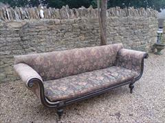Regency ebonised beech antique sofa2.jpg