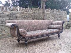 Regency ebonised beech antique sofa3.jpg