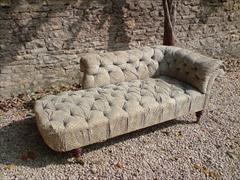 Howard and Sons antique daybed chaise longue.jpg