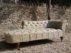Howard and Sons antique daybed chaise longue1.jpg