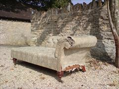 Howard and Sons antique daybed chaise longue3.jpg