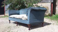 Howard and Sons of Berners St, London antique sofa. The Foster7.jpg