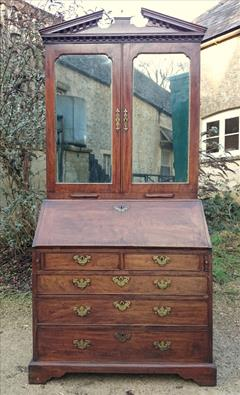 18th century antique bureau bookcase.jpg