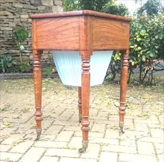 Oak and rosewood antique sewing table4.jpg