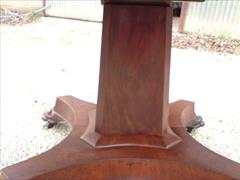 William IV mahogany extending antique breakfast table3.jpg