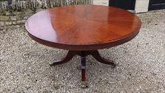 Regency style mahogany breakfast table.jpg