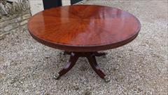 Regency style mahogany breakfast table1.jpg