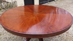 Regency style mahogany breakfast table2.jpg