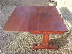 19th century mahogany writing table5.jpg