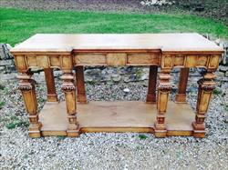 Oak antique serving table.jpg