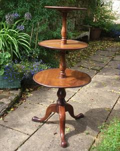 11092017Antique 3 Tier Dumb Waiter 25d 25w 50½ _2.jpg