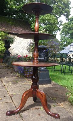 11092017Antique 3 Tier Dumb Waiter 25d 25w 50½ _4.jpg