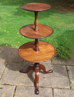11092017Antique 3 Tier Dumb Waiter 25d 25w 50½ _6.jpg