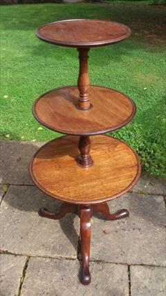 11092017Antique 3 Tier Dumb Waiter 25d 25w 50½ _7.jpg