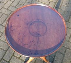 Antique yew wood tripod table4.jpg
