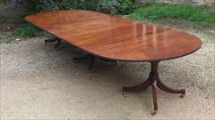 George III mahogany antique dining table.jpg