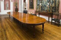 Regency mahogany antique dining table by Gillow of Lancaster.jpg