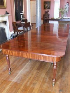 Regency mahogany antique dining table2.jpg