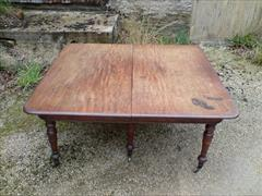 Regency mahogany period antique dining table.jpg