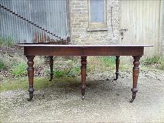 Regency mahogany period antique dining table1.jpg