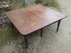 Regency mahogany period antique dining table2.jpg