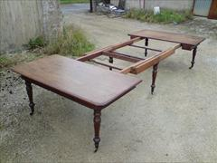 Regency mahogany period antique dining table5.jpg